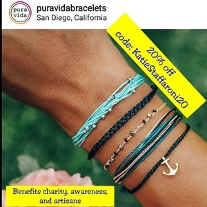 Pura vida bracelets DISCOUNT CODE
